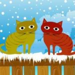 Why cats don't go in heat during winter?