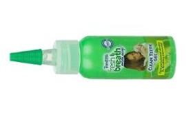 No brushing dental cat gel