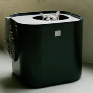 ModKat top entry cat litter box