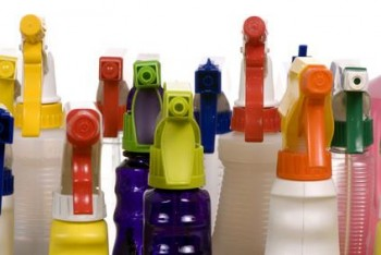 water spray bottles