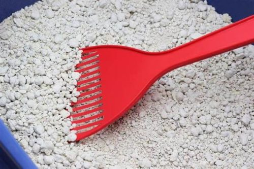 cat litter box scoop